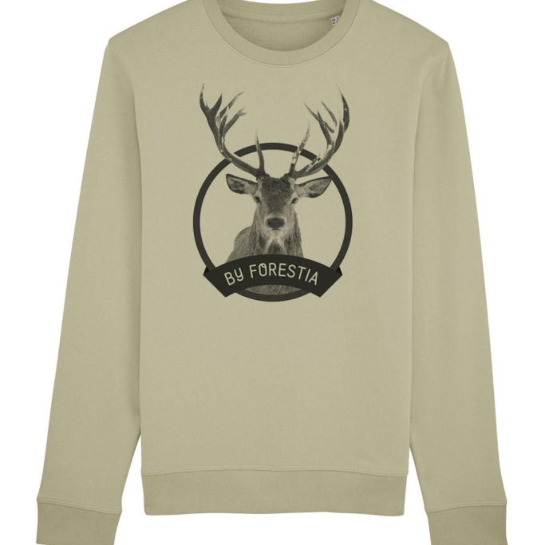 Sweatshirt Adulte - Cerf