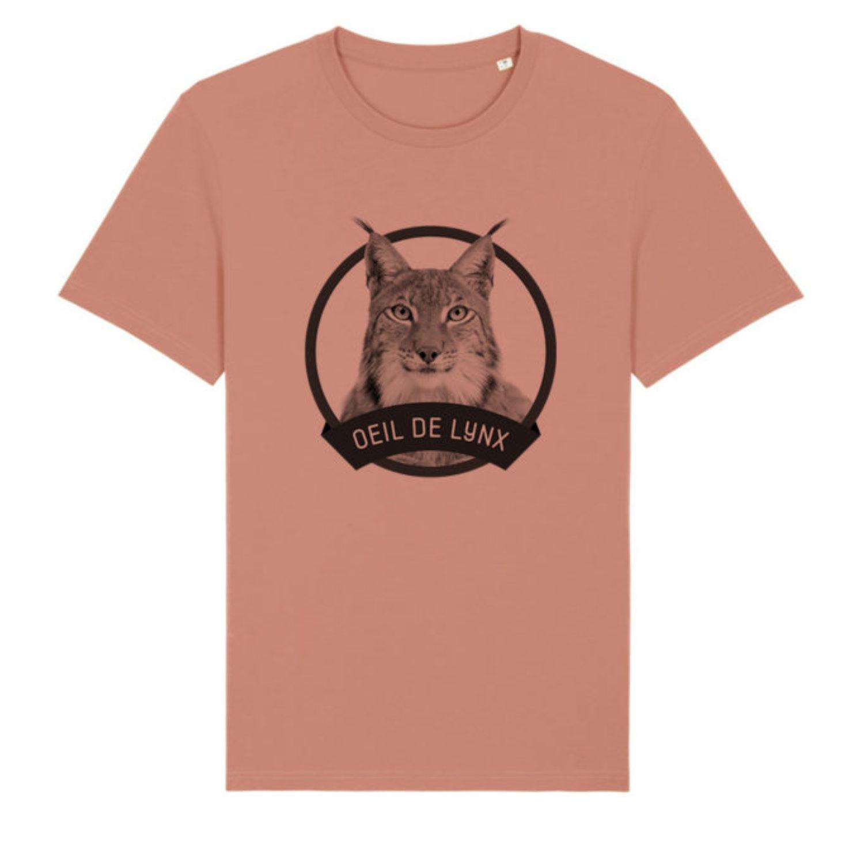 T-shirt Adulte - Œil De Lynx