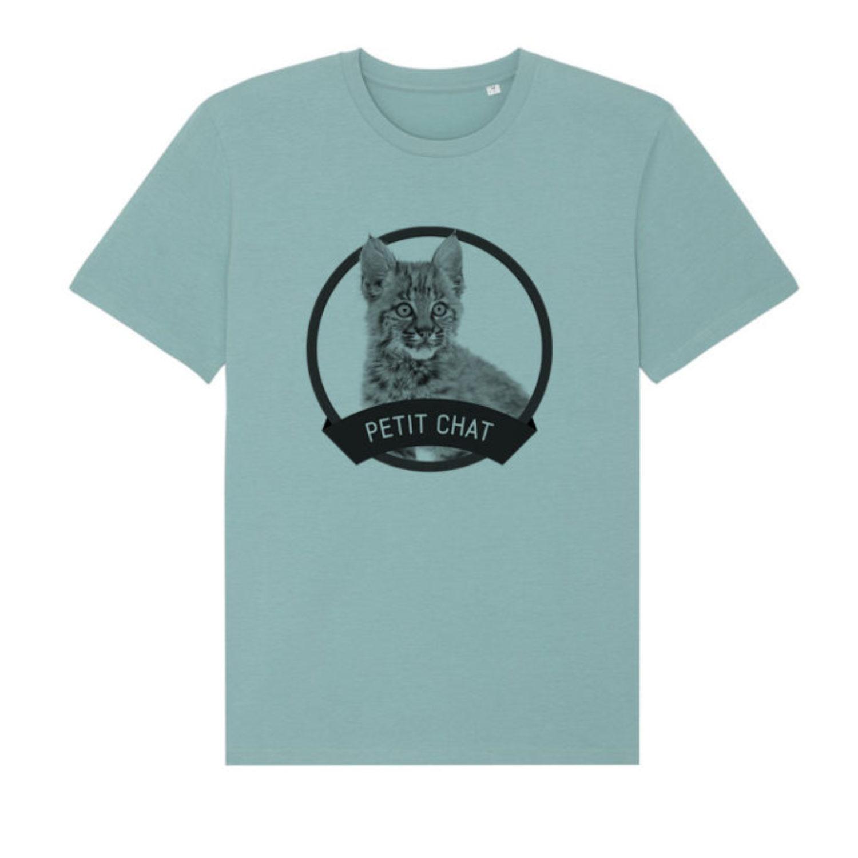 T-shirt Adulte - Petit chat