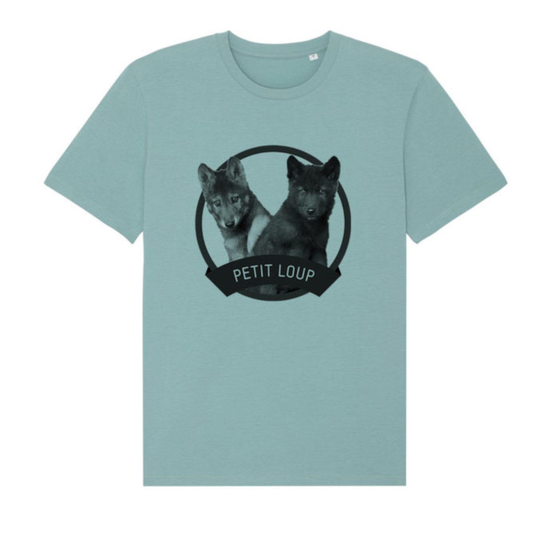T-shirt Adulte - Petit Loup