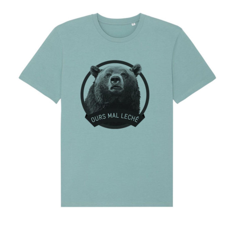 T-shirt Adulte - Ours Mal Léché