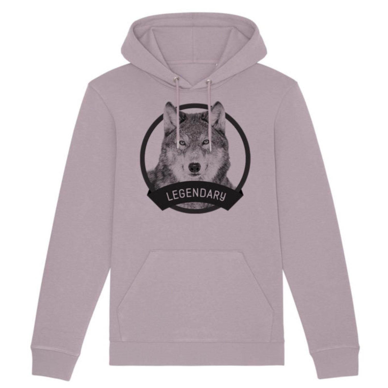 Sweatshirt capuche adulte - Legendary