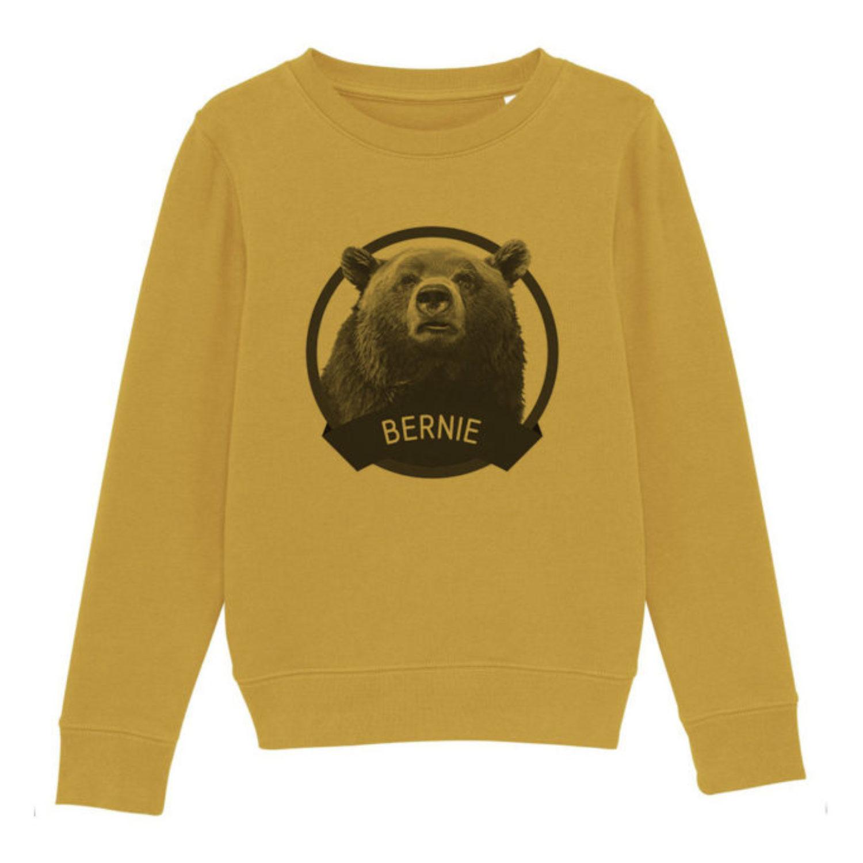 Sweatshirt Enfant - Bernie