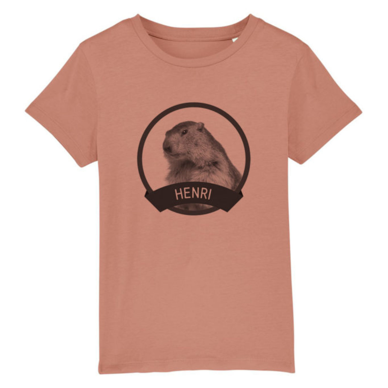 T-shirt enfant - Henri