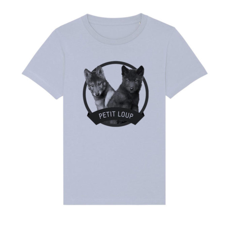 T-shirt enfant - Petit loup