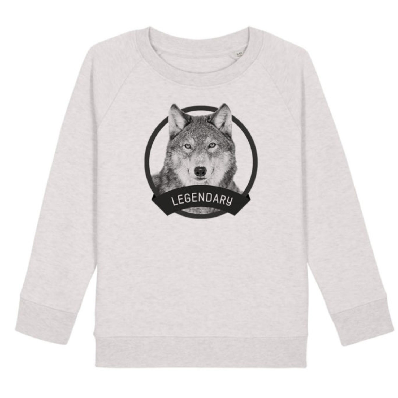 Sweatshirt Enfant - Legendary