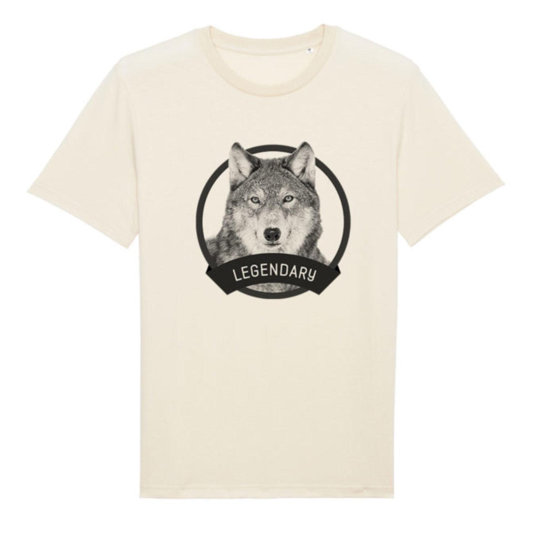 T-shirt Adulte - Loup