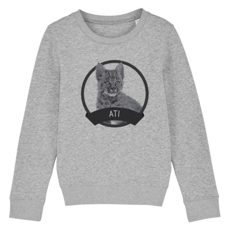 Sweatshirt Enfant - Ati