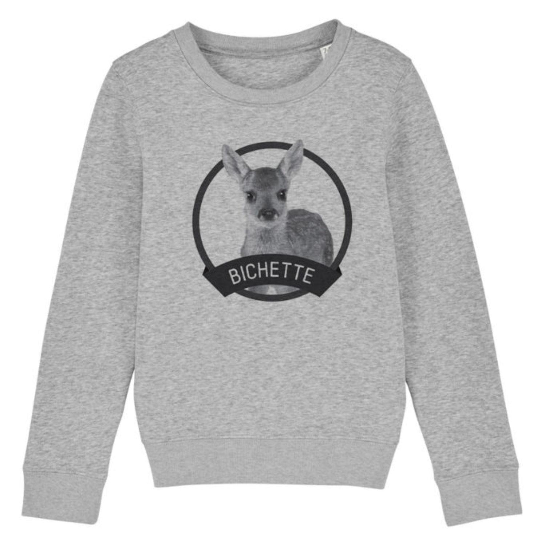 Sweatshirt Enfant - Bichette