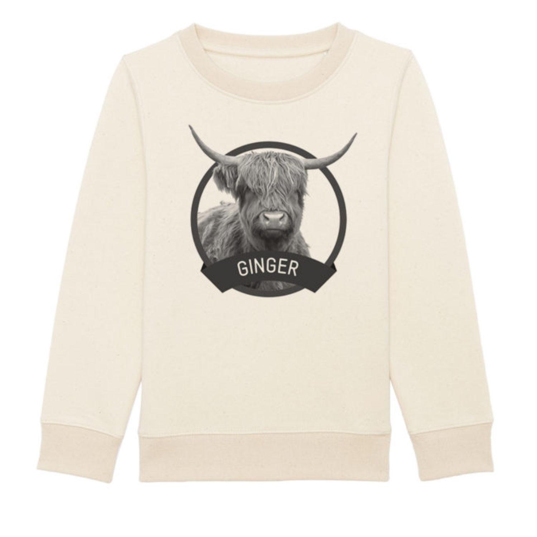 Sweatshirt Enfant - Ginger