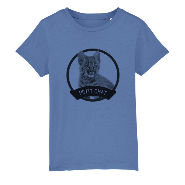 T-shirt enfant - Petit chat