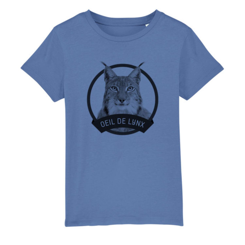 T-shirt enfant - Œil de lynx
