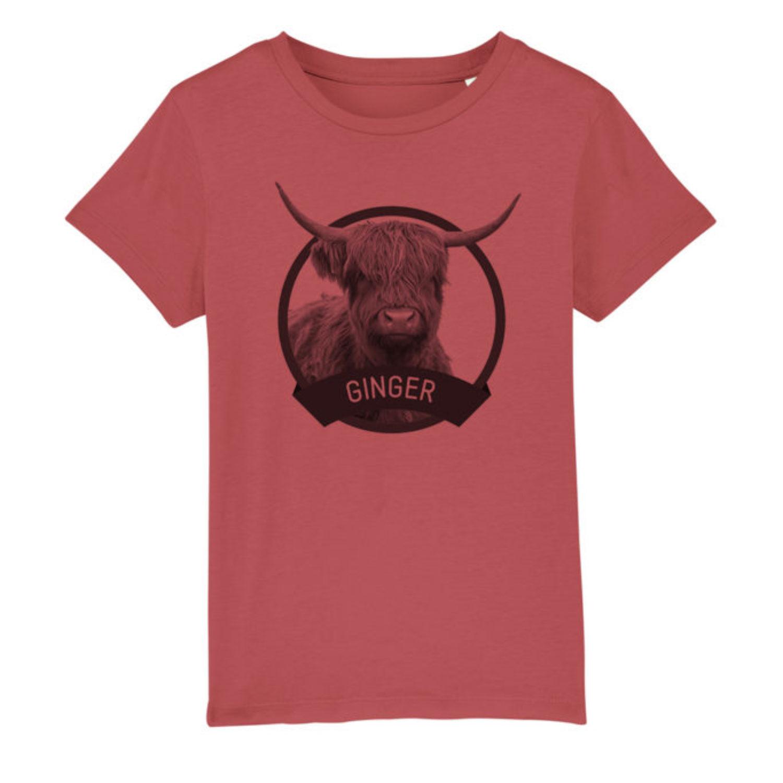 T-shirt enfant - Ginger