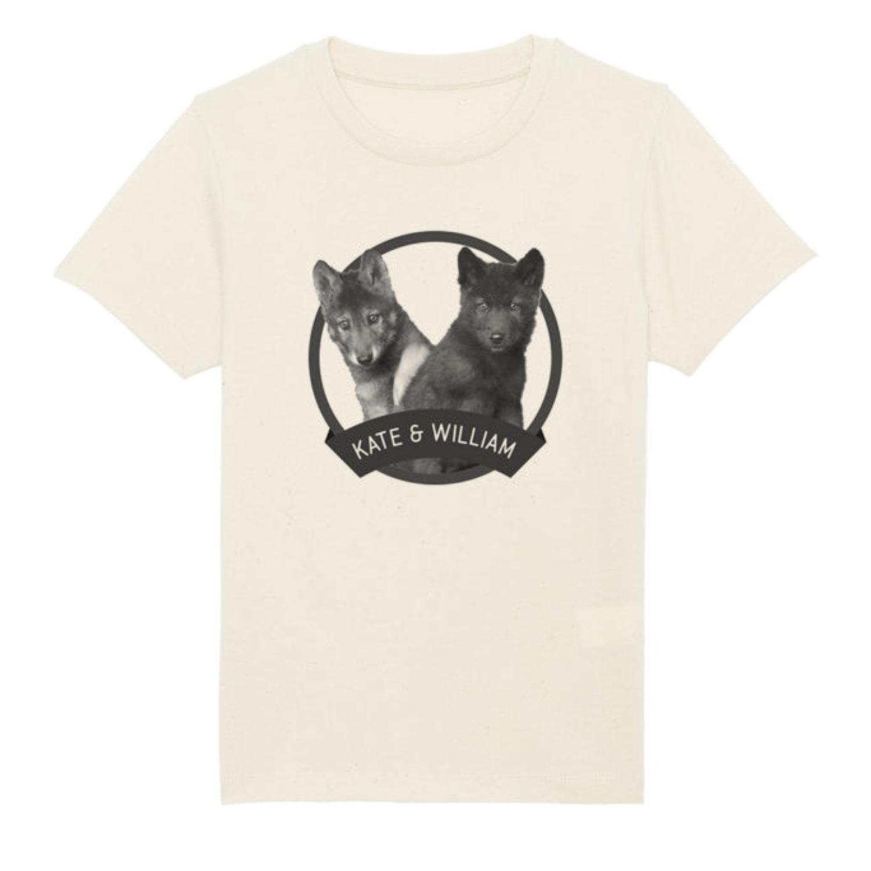 T-shirt enfant - Kate&William