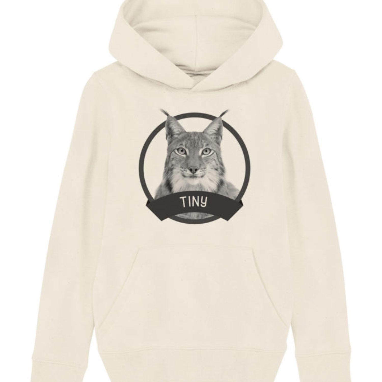 Sweatshirt capuche enfant - Tiny