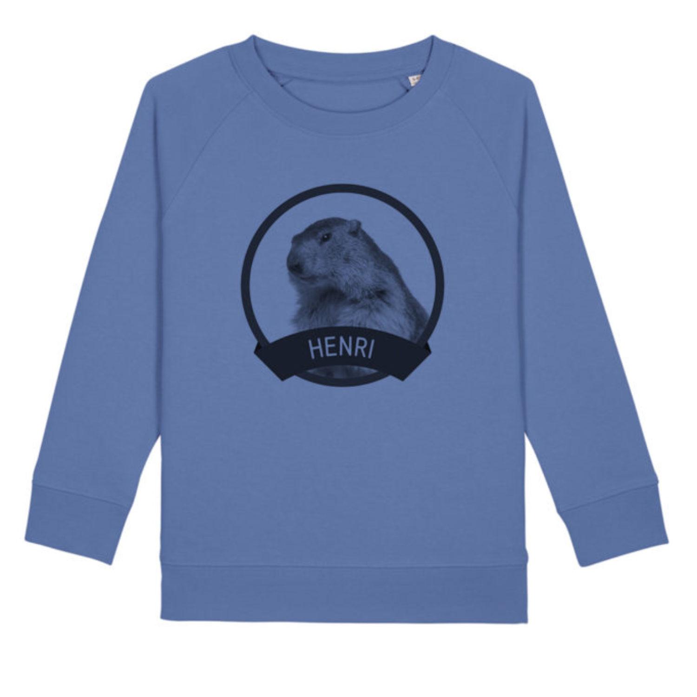 Sweatshirt Enfant - Henri