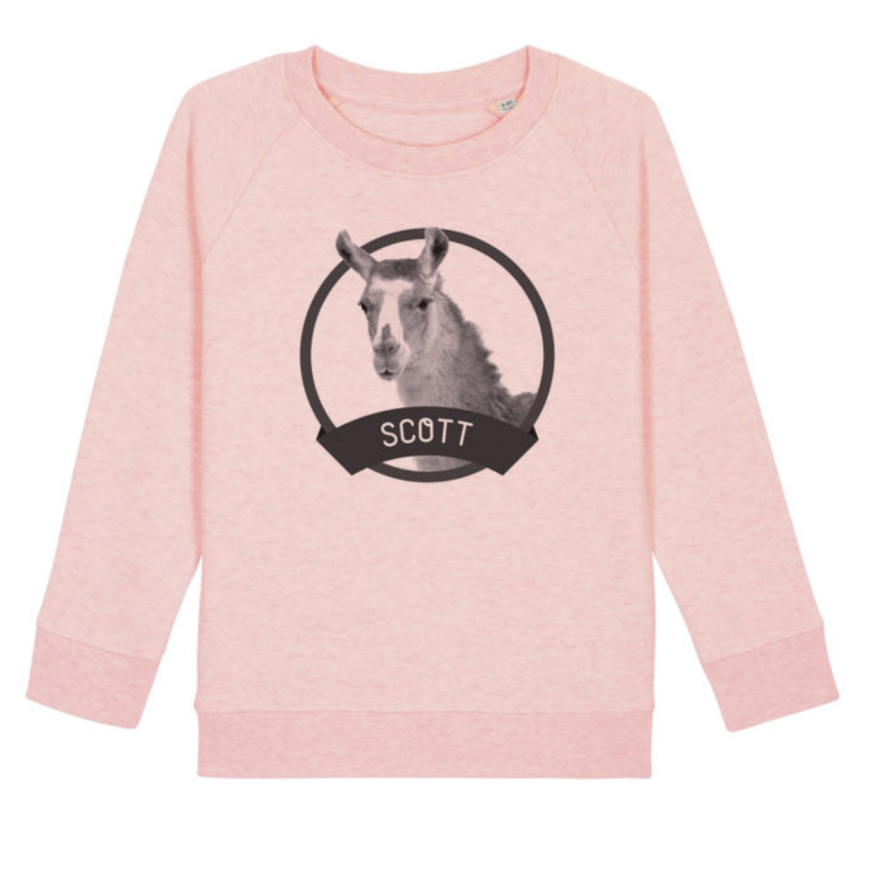 Sweatshirt Enfant - Scott