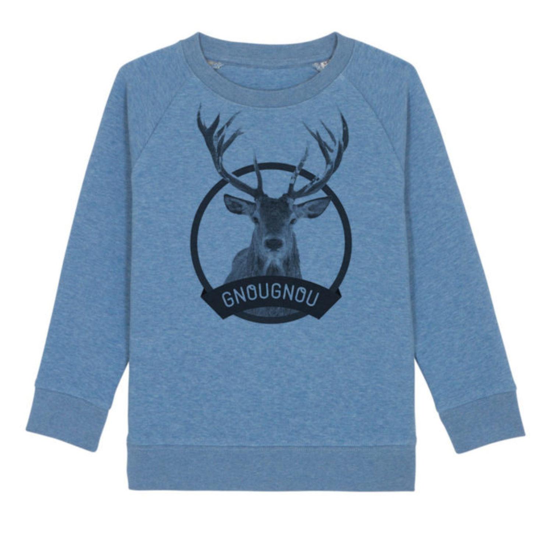 Sweatshirt Enfant - Gnougnou