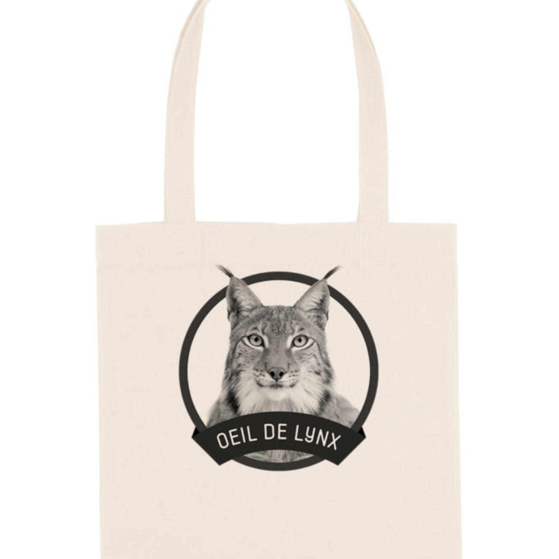 Tote-bag Œil de lynx